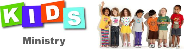Kids Ministry Banner